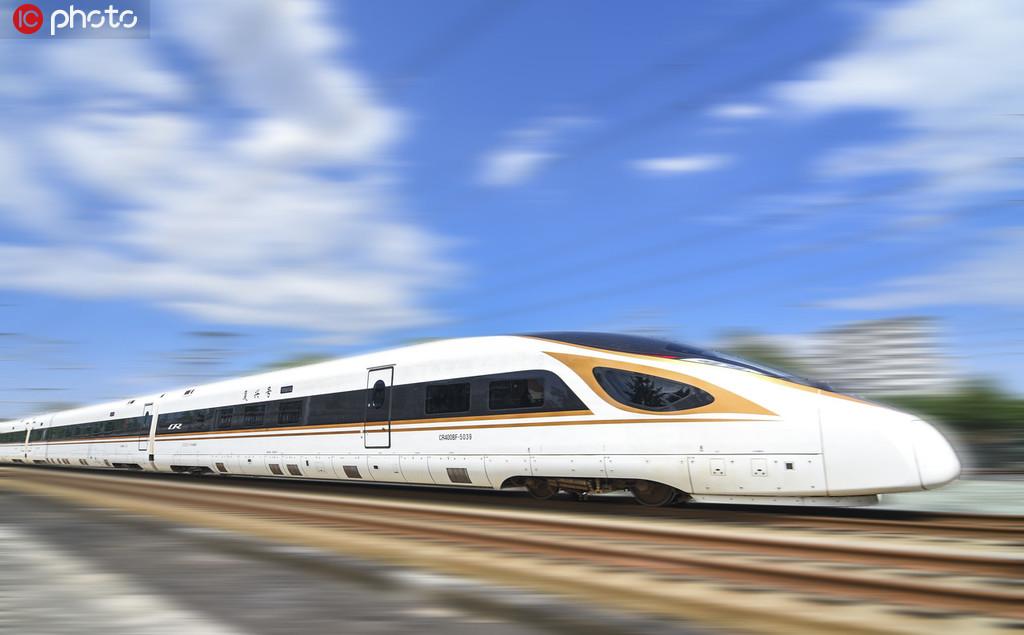 """復興號上線2周年 時速從300公里到350公里,見證""""中國速度""""!2.jpg"""
