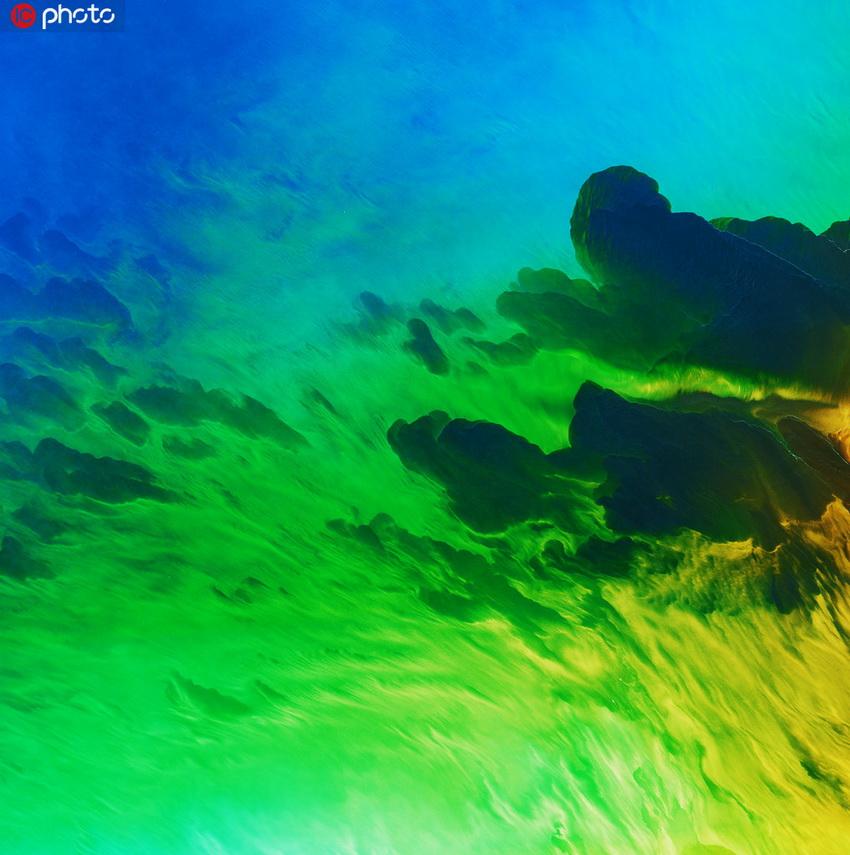 你沒見過的地球奇景 色彩斑斕美如油畫8.jpg