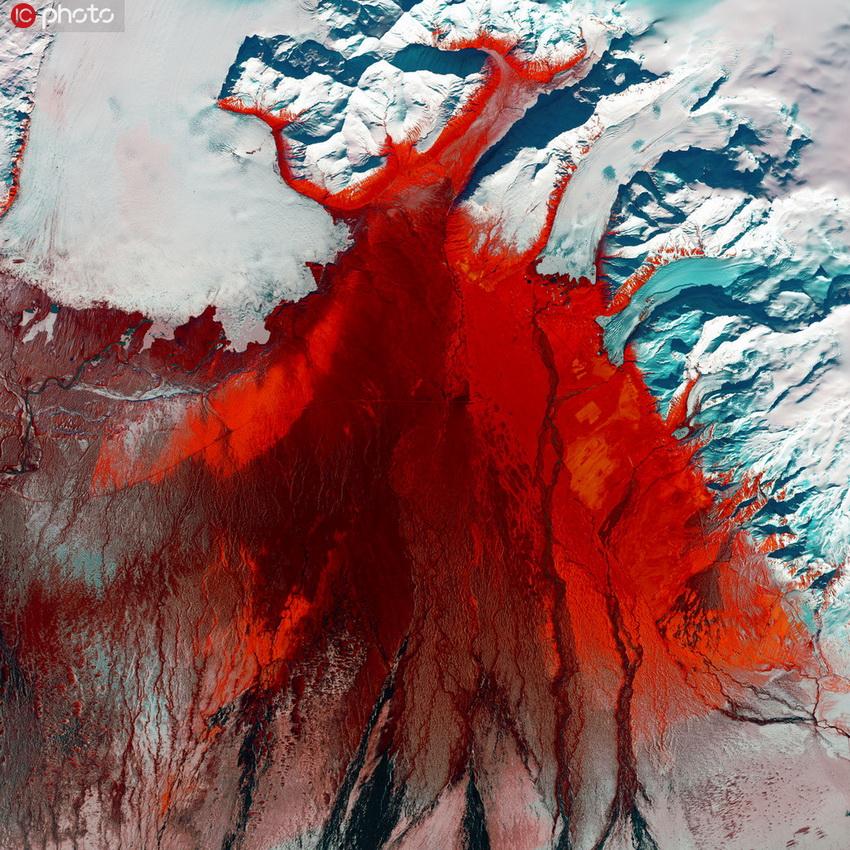 你沒見過的地球奇景 色彩斑斕美如油畫10.jpg
