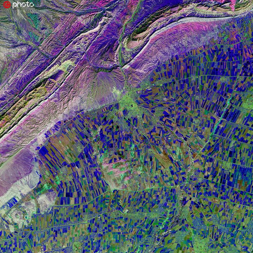 你沒見過的地球奇景 色彩斑斕美如油畫11.jpg
