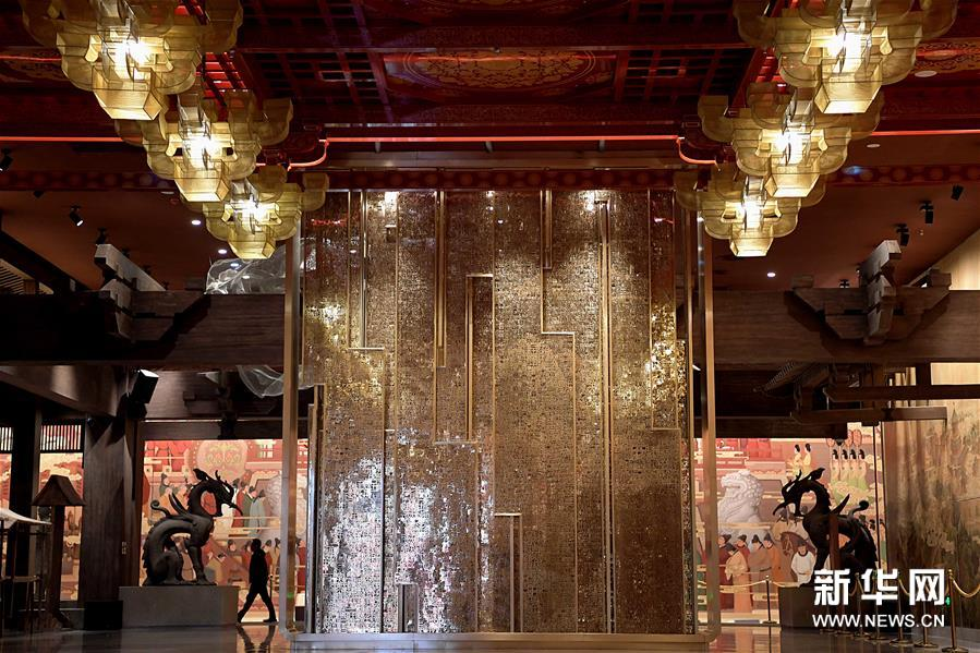 探訪洛陽應天門遺址博物館4.jpg