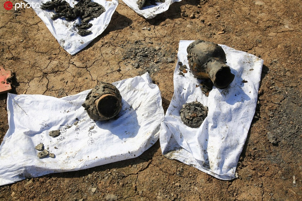 湖北襄陽發現東周楚國貴族墓葬群 已出土400多件國寶級文物3.jpg