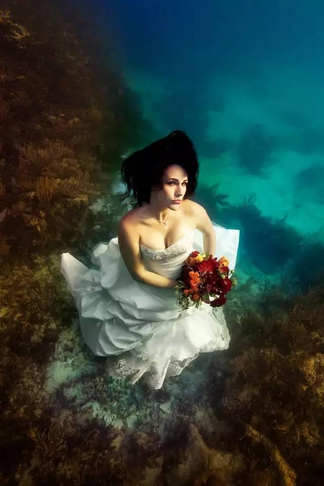 湖北黄石党建网_这是我见过世界上最梦幻的婚纱照–今日湖北网