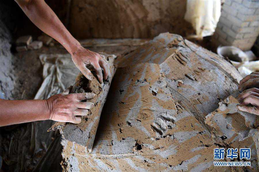 (文化)(8)泥土变身非遗花砖