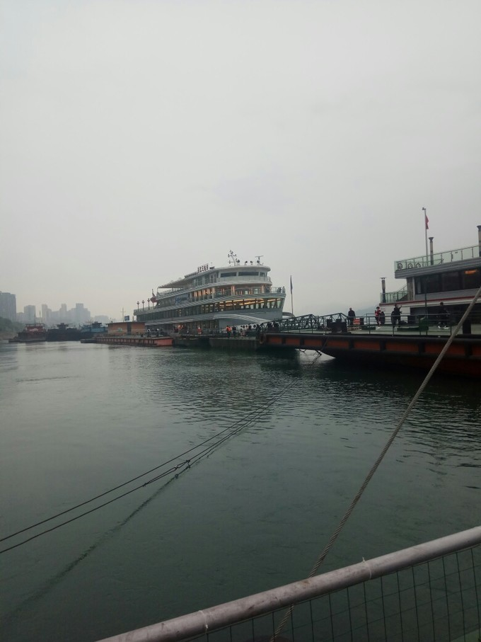 宜昌长江三峡三日游–今日