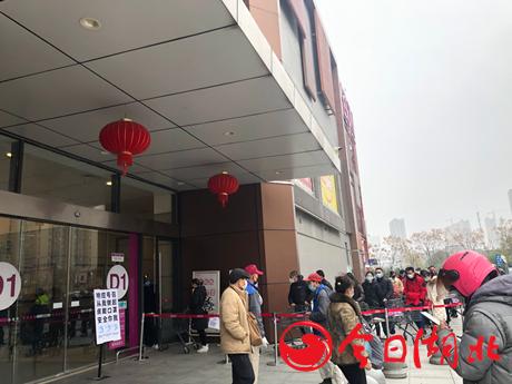 好样的永旺超市!封城第一天超市物品齐全价格平稳–今日湖北网