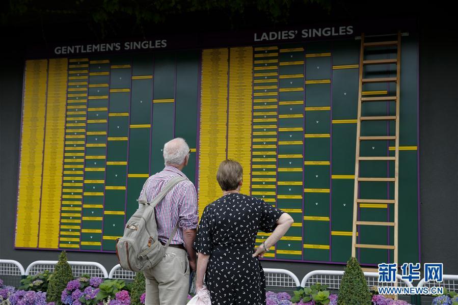 (體育)(1)網球——2020年溫網取消