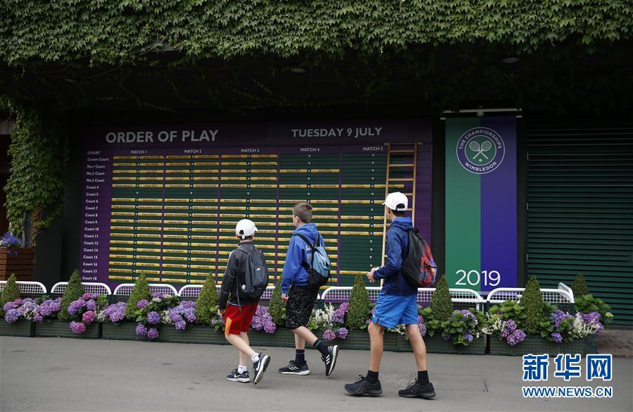 (體育)(2)網球——2020年溫網取消
