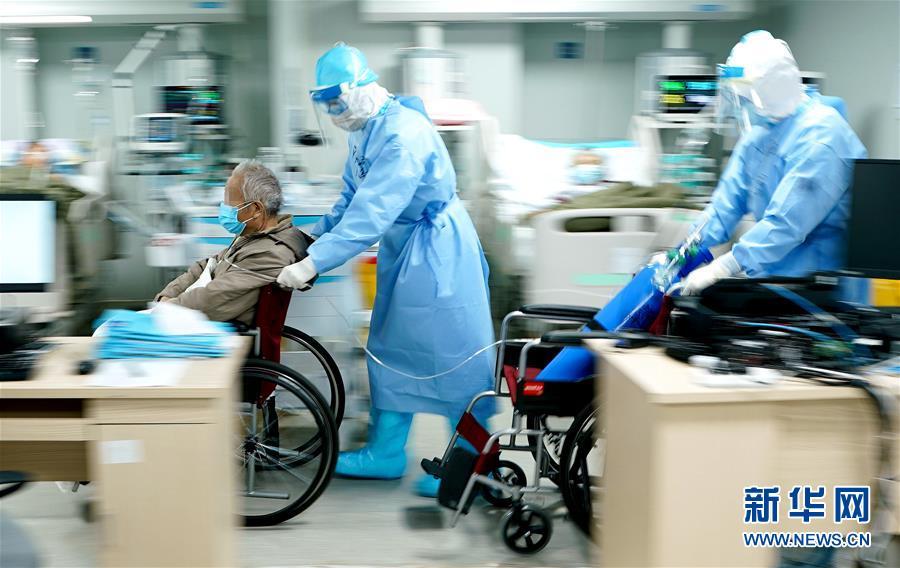 """(聚焦疫情防控·圖文互動)(2)在戰""""疫""""大考中不斷進步——中國抗疫治理能力的生動實踐"""