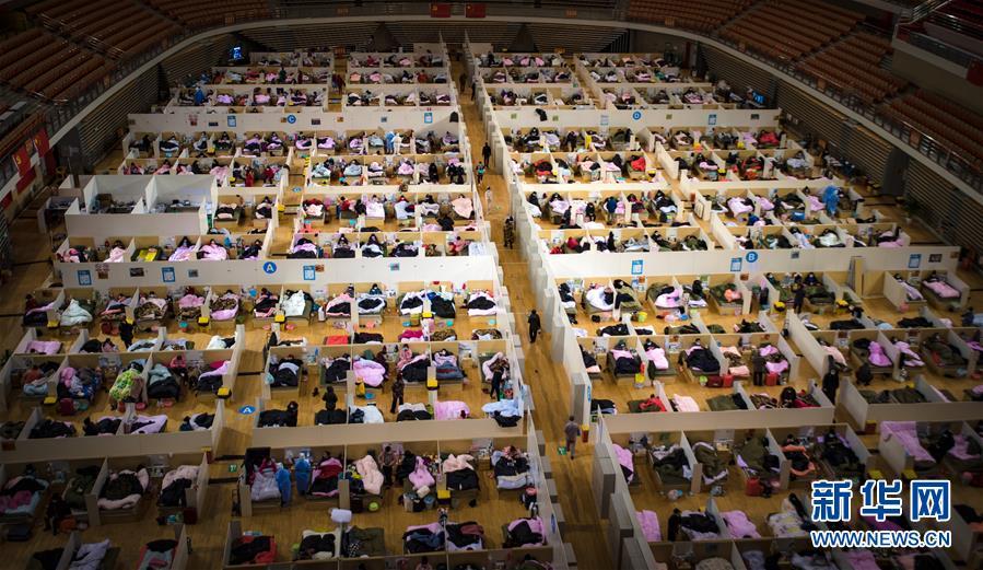 (聚焦疫情防控·圖文互動)(4)團結起來!我們萬眾一心!——中國抗疫人民力量的生動實踐