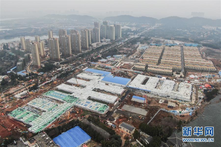 (聚焦疫情防控·圖文互動)(2)團結起來!我們萬眾一心!——中國抗疫人民力量的生動實踐