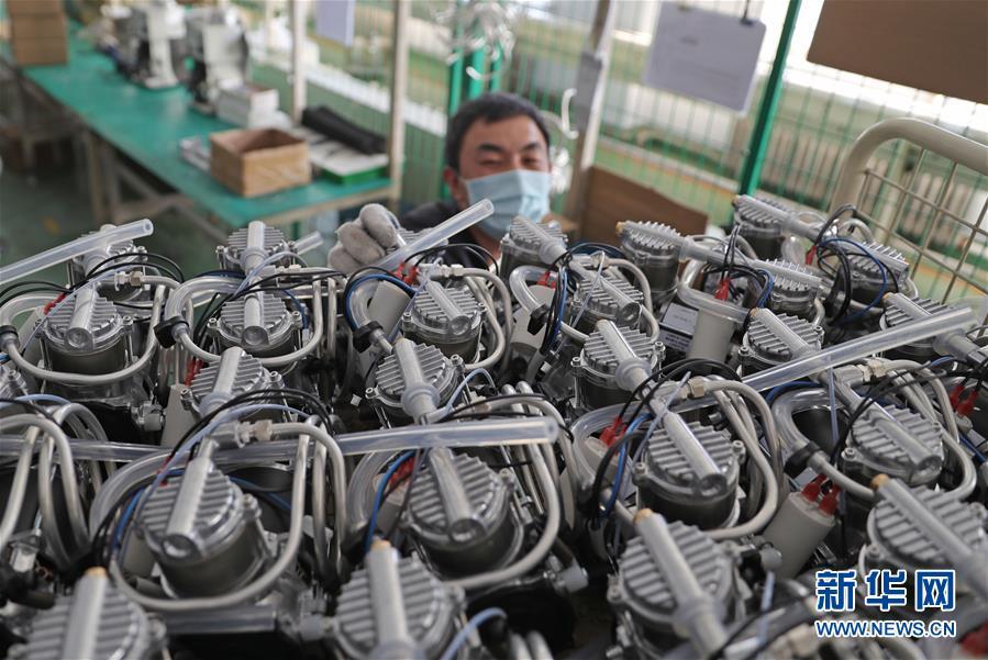 (聚焦疫情防控·圖文互動)(10)團結起來!我們萬眾一心!——中國抗疫人民力量的生動實踐