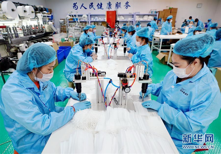 (聚焦疫情防控·圖文互動)(11)團結起來!我們萬眾一心!——中國抗疫人民力量的生動實踐