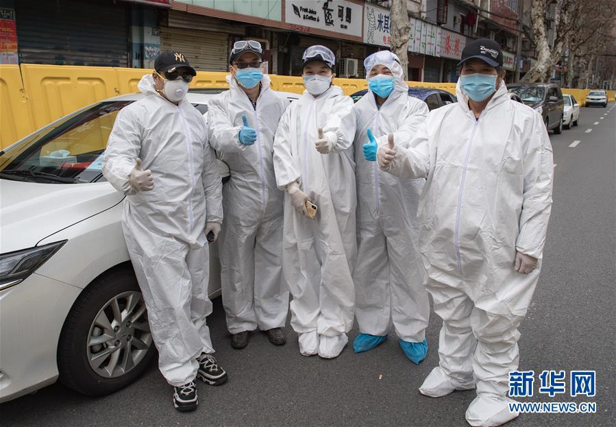 (聚焦疫情防控·圖文互動)(6)團結起來!我們萬眾一心!——中國抗疫人民力量的生動實踐
