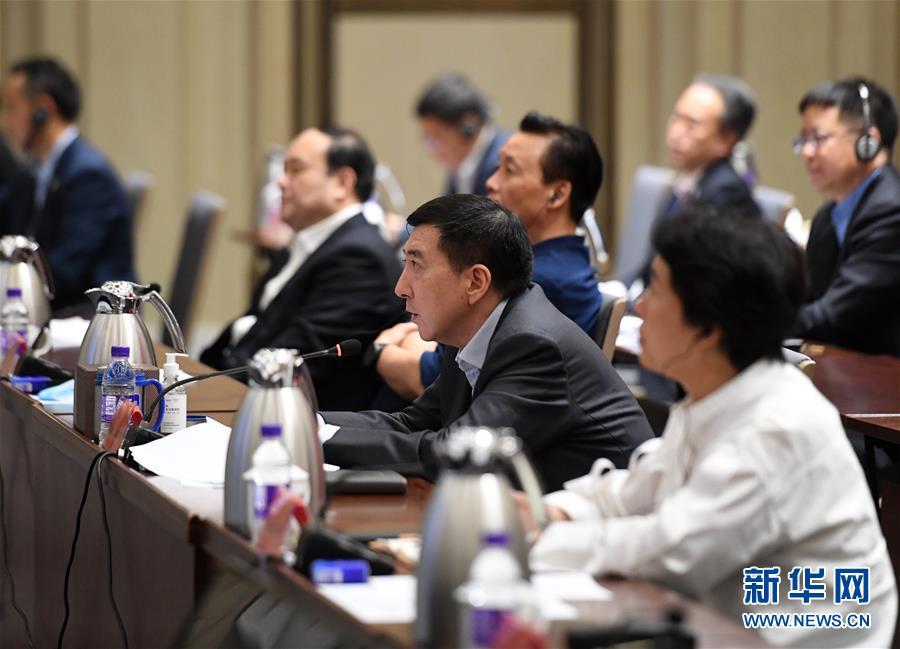 (體育)(5)國際奧委會北京2022年冬奧會協調委員會召開第五次會議