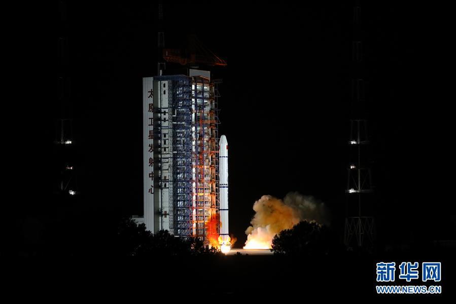 (圖文互動)(1)我國成功發射海洋一號D衛星