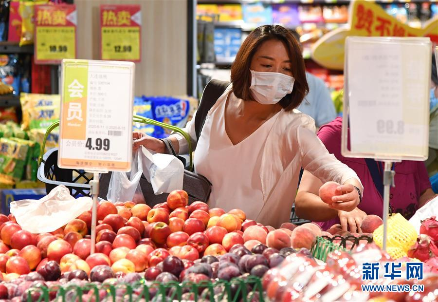 (社會)(1)超市產地直采 保障市場供應