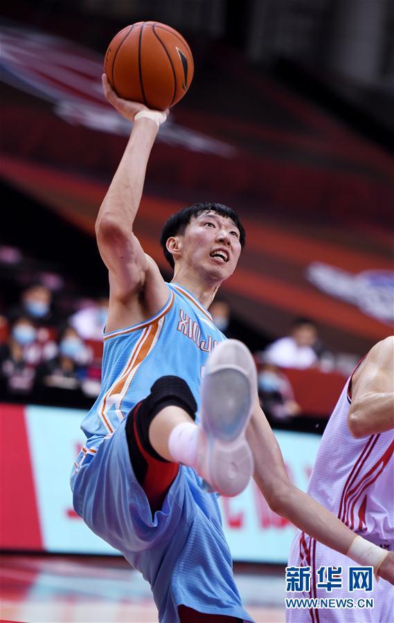 (体育)(7)篮球——CBA复赛第一阶段:新疆伊力特胜青岛国信双星