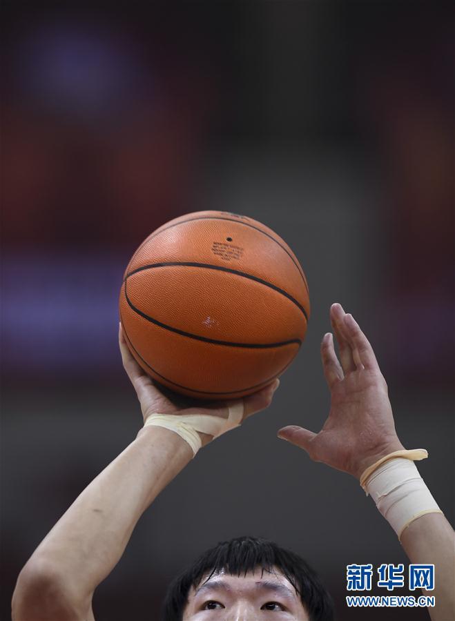 (体育)(6)篮球——CBA复赛第一阶段:新疆伊力特胜青岛国信双星