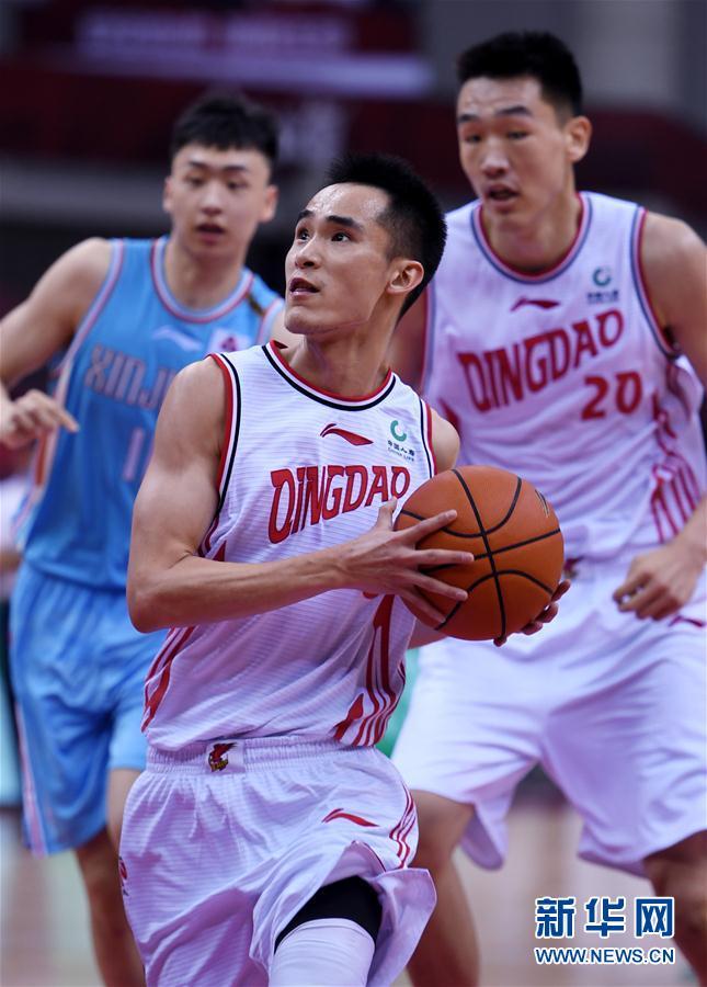 (体育)(3)篮球——CBA复赛第一阶段:新疆伊力特胜青岛国信双星