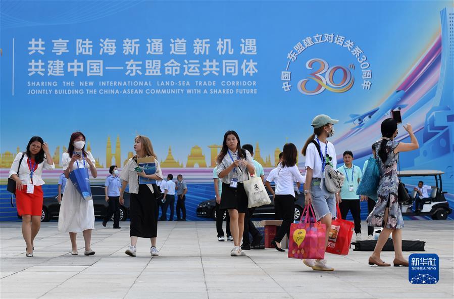 (新华全媒头条·图文互动)(17)十八岁的见证——从东博会看中国—东盟合作之变
